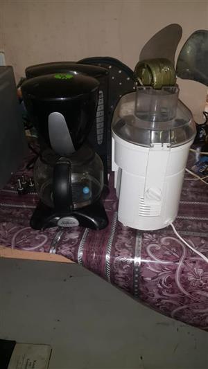 Blender en juicer