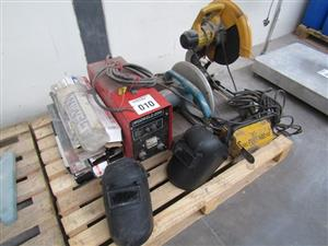 Modweld/Dewalt 200i Welder - ON AUCTION