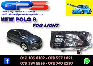 New VW Polo 8 Fog Light for Sale