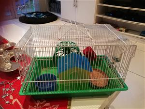 Mouse / hamster cage