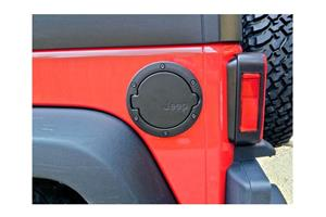 Jeep Wrangler fuel cap - Cast iron