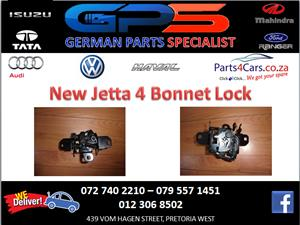 VW Jetta 4 Bonnet Lock New Part for Sale