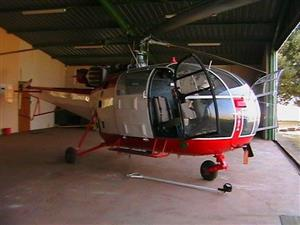 ALLOUETTE 111 HELICOPTER