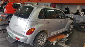 2005 Chrysler PT Cruiser 2.2CRD Limited