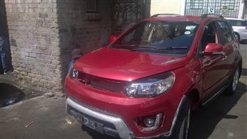 2017 Gwm M4 crossover 1.5 /same as Haval parts