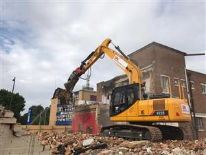 Mayfair rubble removal 0781356030