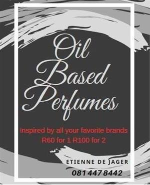 Oil Based Perfumes of all your favorite brands