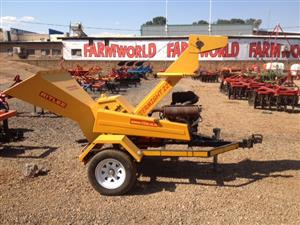 Ritlee Termight 225 Woodchipper Pre-Owned Implement