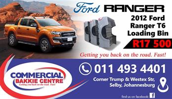 New Ford Ranger T6 2