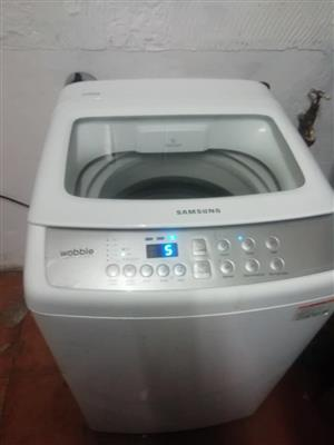 8 kg Samsung white