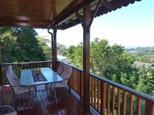 Tranquil Elegant Log Home - Upmarket Margate