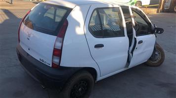 Tata Indica 1.4 lgi 2008 stripping for spares
