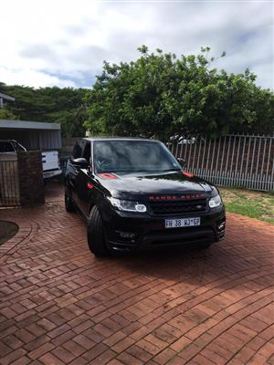 2016 Land Rover Range Rover Sport Supercharged LE