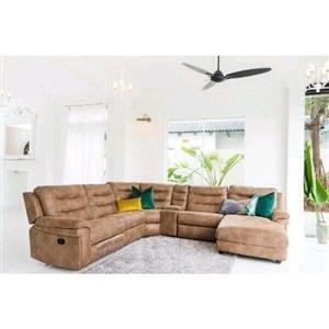 Kingsley 2 Motion 6 Piece Corner Lounge Suite