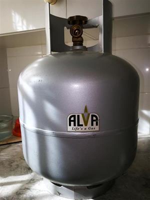Brand New Alva 9kg LPG Cylinder - FULL.