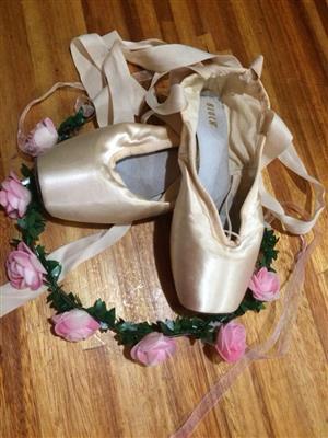 Balletpointes te koop
