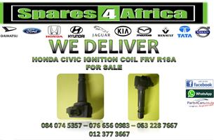 HONDA CIVIC IGNITION COIL FRV R18A FOR SALE