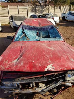 Audi 500SE stripping for spares