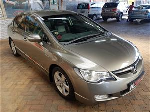2008 Honda Civic sedan 1.8 VXi