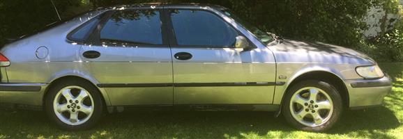 2001 Saab 9-3 2.0t Linear