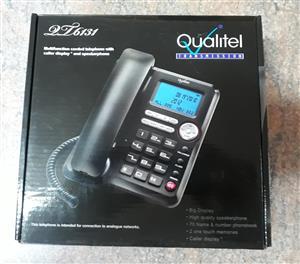 Cordless phone and speaker phone