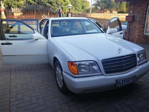 Mercedes S320 In Mercedes Benz In Gauteng Junk Mail