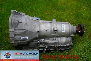 Imported used BMW 6HP19, Complete second hand used gearboxes