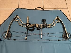 Bowtech Assassin LH compound bow