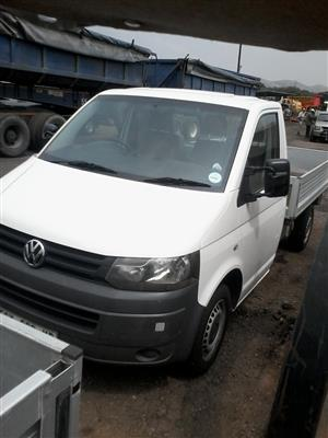 VW Transporter panel van SWB