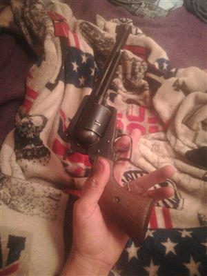 Real Gun for sale.