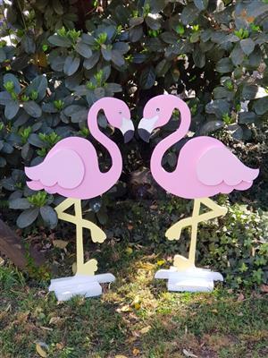 Flamingo For Hire