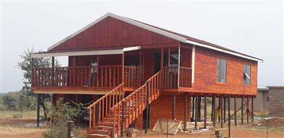 Wendy Houses & Log Homes