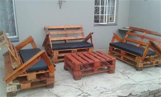 Pallet furniture (sofas) For sale!!!!