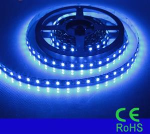 Coloured LED strip lighting in waterproof and non waterproof