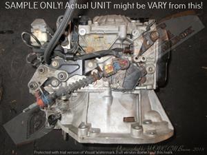 RENAULT K4MC801 1.6 DPO 2WD AUTO FWD Gearbox
