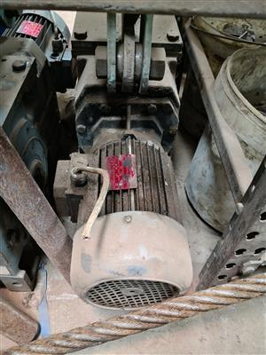 Electric motors (0.75kw,1.1kw,1.5kw,2.2kw,3kw)