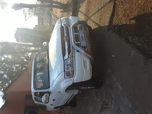 2004 Toyota Hilux 2.7 double cab Raider