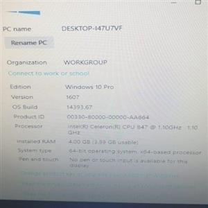 500gig Nano Proline PC