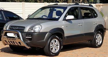 2006 Hyundai Tucson 2.7 V6 GLS 4x4