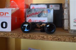 Black binoculars for sale