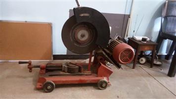 2.2 KW 405 mm Belt Drive Cut Off Machine