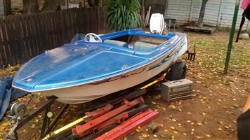 boat for 12000 neg make me an offer