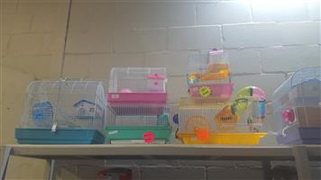 Hamster, Rodent and Rabbit cages , Food and Accessories for sale at PETS4LIFE BRACKENFELL