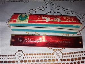 Blessing harmonica