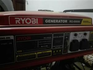 5.5 KW RYOBI GENERATOR