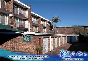 Secure Living in 2 Bedroom apartment in Waterkloof Glen