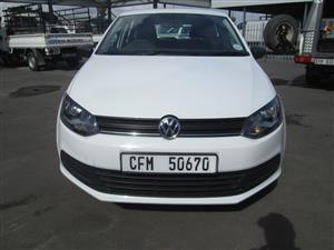 VW Polo Vivo H/B New Shape for hire