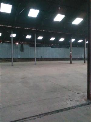 41 000m2 warehouse to let in City Deep