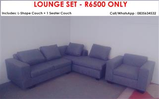 Lounge Set-On special!!!!!!!!!0726643788