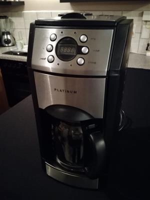 Platinum Coffee Percolator